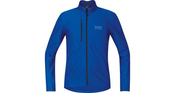 GORE BIKE WEAR Element maglietta a maniche lunghe Uomo blu